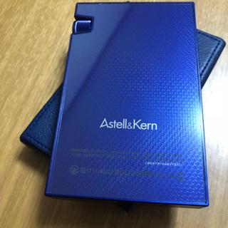 アイリバー(iriver)の〔今日のみ値引き〕Astell&kern ak70 True Blue(ポータブルプレーヤー)
