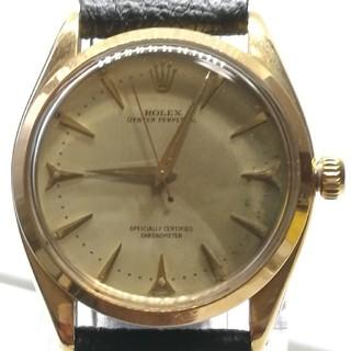 ロレックス(ROLEX)のK18金無垢ロレックス(腕時計(アナログ))