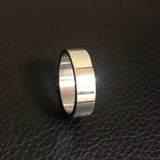 ★数量限定★ステンレスリング 指輪 15号か22号お選び下さい!(リング(指輪))