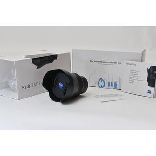 カールツァイス Zeiss Batis 18mm F/2.8 (レンズ(単焦点))