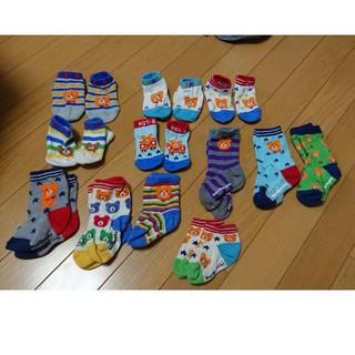 ホットビスケッツ(HOT BISCUITS)のHOT BISCUITS 靴下12足セット(ソックス)