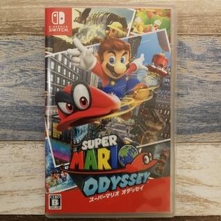 ニンテンドースイッチ(Nintendo Switch)のマリオオデッセイ(家庭用ゲームソフト)