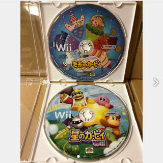 Wii - wii  カービィ 2本セット