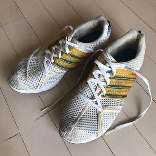 アディダス(adidas)のアディダス adidas ランニングシューズ 26.5(シューズ)