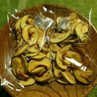 信州産フジ リンゴチップス2袋(フルーツ)