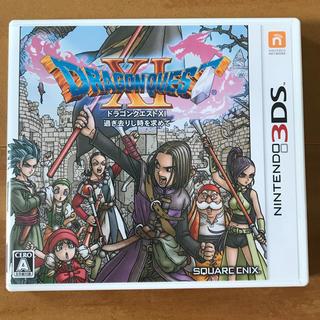 ニンテンドー3DS(ニンテンドー3DS)のドラゴンクエストXI  3DS(家庭用ゲームソフト)