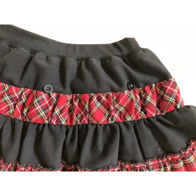 ALGONQUINS(アルゴンキン)のミニスカート  レディースのスカート(ミニスカート)の商品写真