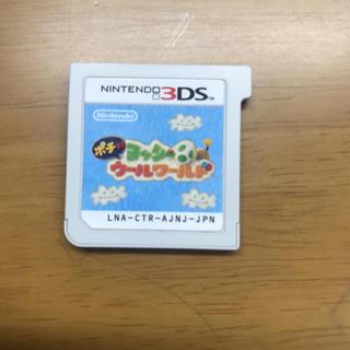 ニンテンドー3DS(ニンテンドー3DS)のヨッシーウールワールド 3DS (家庭用ゲームソフト)