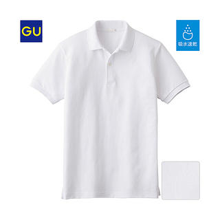 ジーユー(GU)のGU ポロシャツ 半袖(ポロシャツ)
