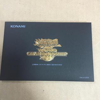 遊戯王 - 遊戯王 WCS2017記念カードセット