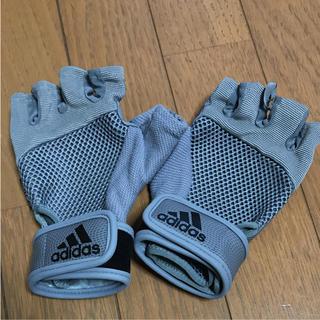 アディダス(adidas)のADIDAS トレーニンググローブ 女性用(トレーニング用品)
