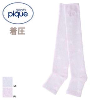 gelato pique - gelate pique ジェラートピケ 靴下 着圧ソックス