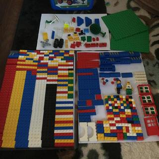 Lego - レゴブロック 青いバケツ システム 4267