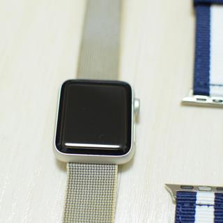 アップル(Apple)のApple Watch series2 AppleCare チャージャー付き(腕時計(デジタル))