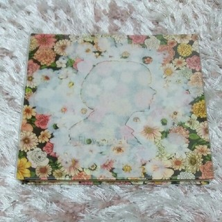 flower wall 初回限定盤