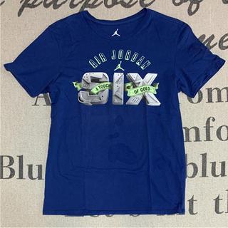 ナイキ(NIKE)の【古着】 NIKE JORDAN ナイキ ジョーダン Tシャツ(Tシャツ/カットソー(半袖/袖なし))