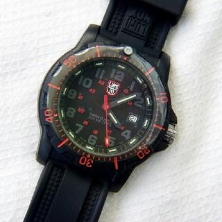 ルミノックス(Luminox)のLuminox ルミノックス 希少 20周年限定 8815 未使用品新品同様(腕時計(アナログ))