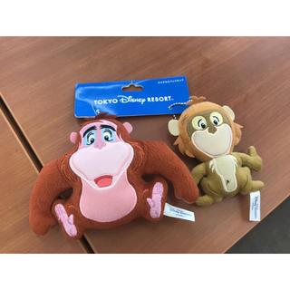 ディズニー(Disney)の【未使用】ディズニーゴリラチンパンジー(ぬいぐるみ)
