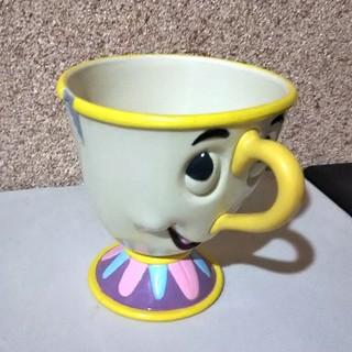 Disney - ディズニー美女と野獣のチップのティーカップ未使用