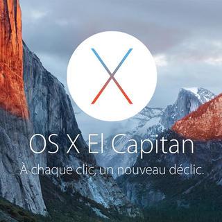 マック(Mac (Apple))のOS X El Capitan インストールUSB(PC周辺機器)