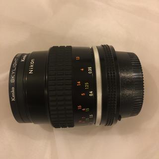 ニコン(Nikon)のNikon Micro-Nikkor 55mmf/2.8(レンズ(単焦点))
