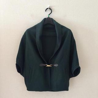 ドゥドゥ(DouDou)のDouDou♡デザインジャケット(ノーカラージャケット)