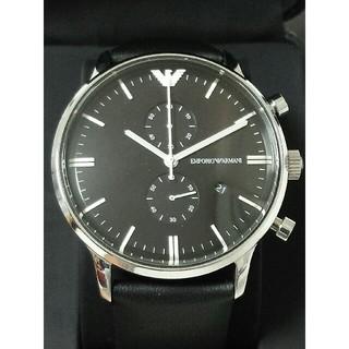 エンポリオアルマーニ(Emporio Armani)のEMPORIO ARMANI エンポリオアルマーニ クォーツ腕時計 クロノグラフ(腕時計(アナログ))