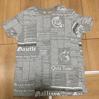 ジョンガリアーノ(John Galliano)のTシャツ(Tシャツ/カットソー)