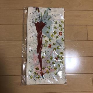 アトリエドゥサボン(l'atelier du savon)のノベルティ(バンダナ/スカーフ)
