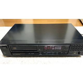 ソニー(SONY)のジャンク 名機ソニー CDP-770 CDプレイヤー (その他)