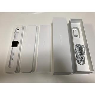 アップルウォッチ(Apple Watch)のApple Watch SPORTS series1(腕時計)