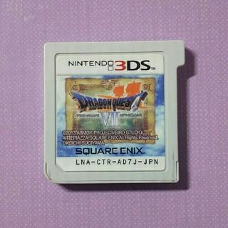 ニンテンドー3DS(ニンテンドー3DS)のドラゴンクエスト7 エデンの騎士たち(携帯用ゲームソフト)