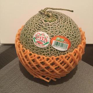 新品 赤肉メロン 北海道産 (フルーツ)