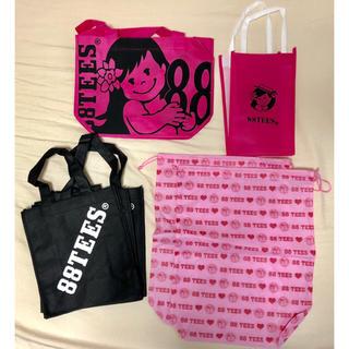 エイティーエイティーズ(88TEES)のハワイ 88TEES ショップバッグ  7点セット(ショップ袋)