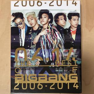 ビッグバン(BIGBANG)のTHE BEST OF BIGBANG 2006-2014(K-POP/アジア)