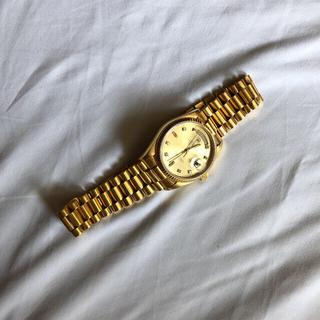 ロレックス(ROLEX)のロレックス オイスター ペチュアル デイデイト(腕時計(アナログ))