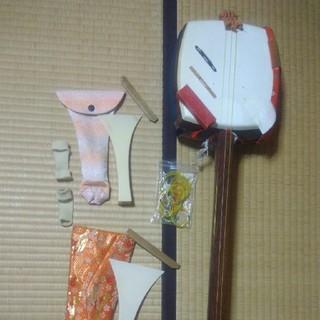 三味線 稽古セット(三味線)