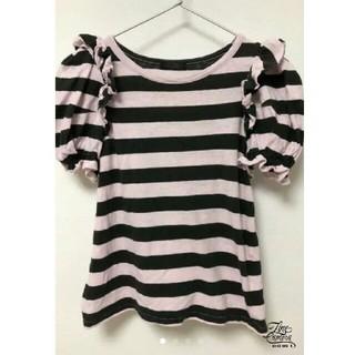 キャンディーストリッパー(Candy Stripper)のボーダー Tシャツ(Tシャツ/カットソー(半袖/袖なし))