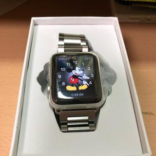 アップルウォッチ(Apple Watch)のApple Watch series2 42mm(腕時計(デジタル))