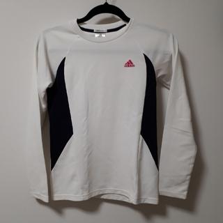 アディダス(adidas)のadidas CLIMAWARM  ロングTシャツ レディースS(ウェア)