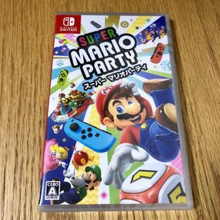 ニンテンドースイッチ(Nintendo Switch)のスーパー マリオパーティ ニンテンドー スイッチ ソフト(家庭用ゲームソフト)