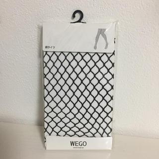WEGO - 【新品】網タイツ