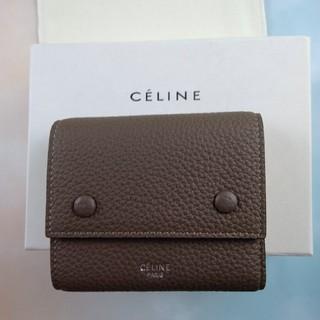 celine - CELINEたたみ財布