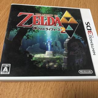 ニンテンドー3DS(ニンテンドー3DS)のゼルダの伝説 神々のトライフォース2(携帯用ゲームソフト)