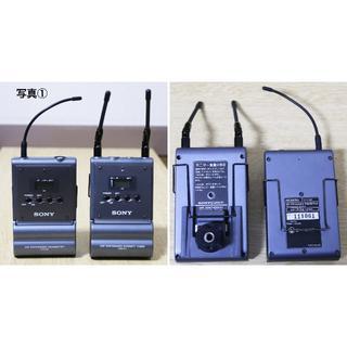 ソニー(SONY)のソニー SONY UWP-C1 (業務用ワイヤレスピンマイクセット)(その他)