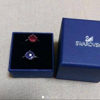 スワロフスキー(SWAROVSKI)のSWAROVSKI正規品 新品未使用リング(リング(指輪))