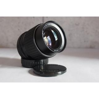 ペンタックス(PENTAX)のASAHI ペンタックス SMC TAKUMAR 105mm F2 M42マウン(レンズ(単焦点))