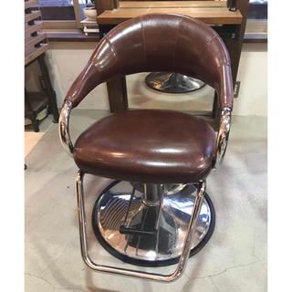 美容室 椅子 最終値下げ