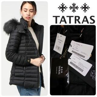 タトラス(TATRAS)の国内正規品 カード付 定価14万 TATRAS PRIMULA 希少サイズ1(ダウンジャケット)