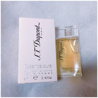 エステーデュポン(S.T. Dupont)のエステーデュポン香水 5ml(香水(女性用))